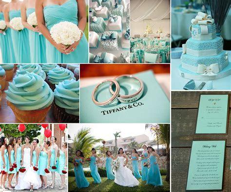 The Tiffany blue theme wedding ideas ? lianggeyuan123