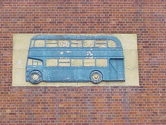 Caister Rd Bus Depot, Great Yarmouth