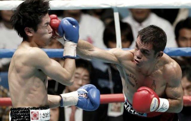 Boxeo | Reveco no pudo con la potencia de Ioka y perdió la revancha