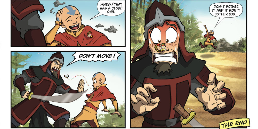 Reseña Avatar La Leyenda De Aang The Lost Adventures