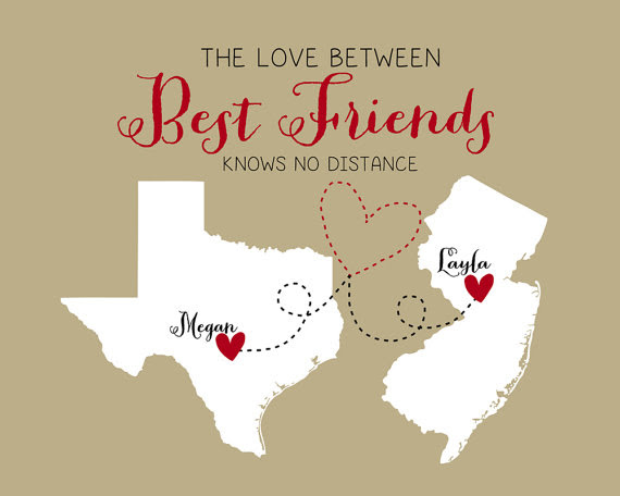 Quotes About Friendship Distance 33 Quotes