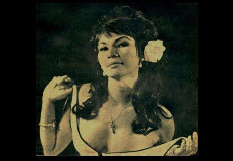 Chan dung cac my nhan Sai Gon tren bia tap chi Viet Nam truoc 1975 - Anh 6
