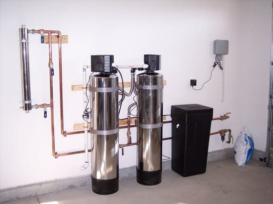 Water Softener: Water Softener Whole House Filter