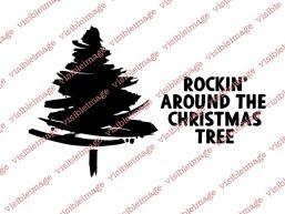 Visible Image Rockin Around Christmas stamp set