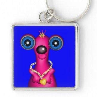 Sloth - Keychain keychain