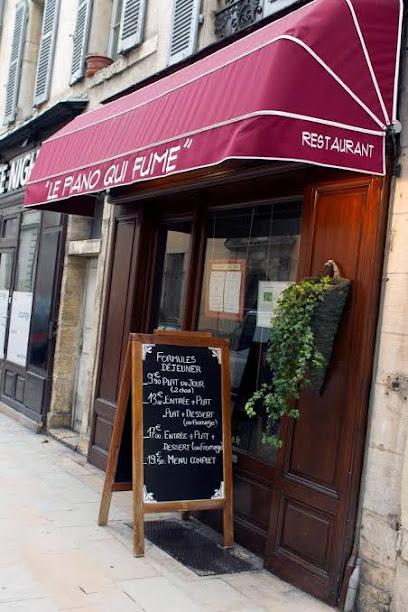 photo du restaurant Le Piano Qui Fume