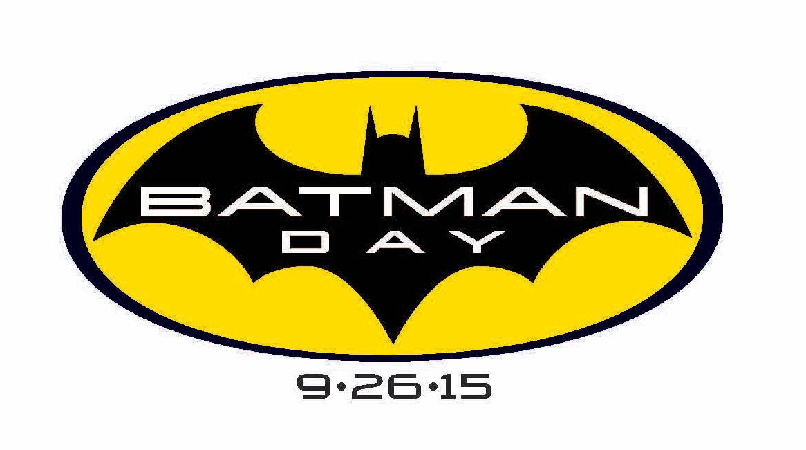 'Batman Day' returns 9.26.15