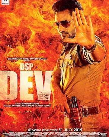 DSP Dev 2019 Punjabi 720p WEB-DL 1GB