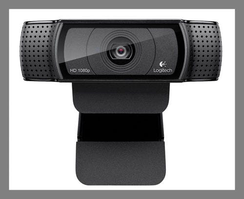 The webcam