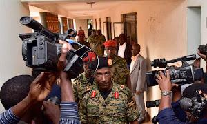 General Kayihura was haunted in jail – lawyer