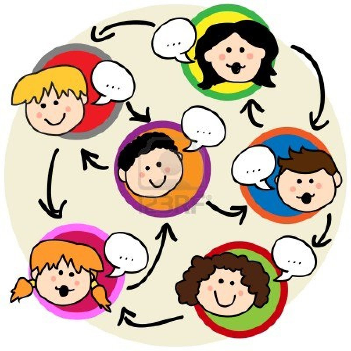 Free Cartoon Pictures Of People Talking Download Free Clip Art