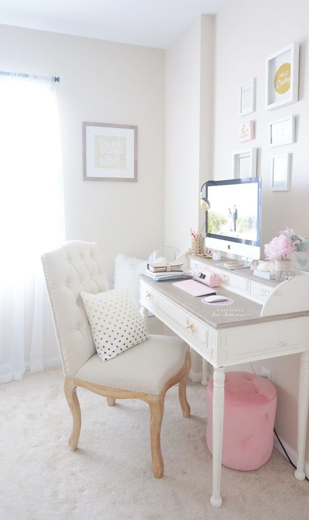 Turn your home-office into a space you love! - Hypnoz Glam