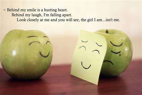 Behind This Smile Quotes Is Pain
