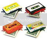 Recicla tus viejos Cassettes