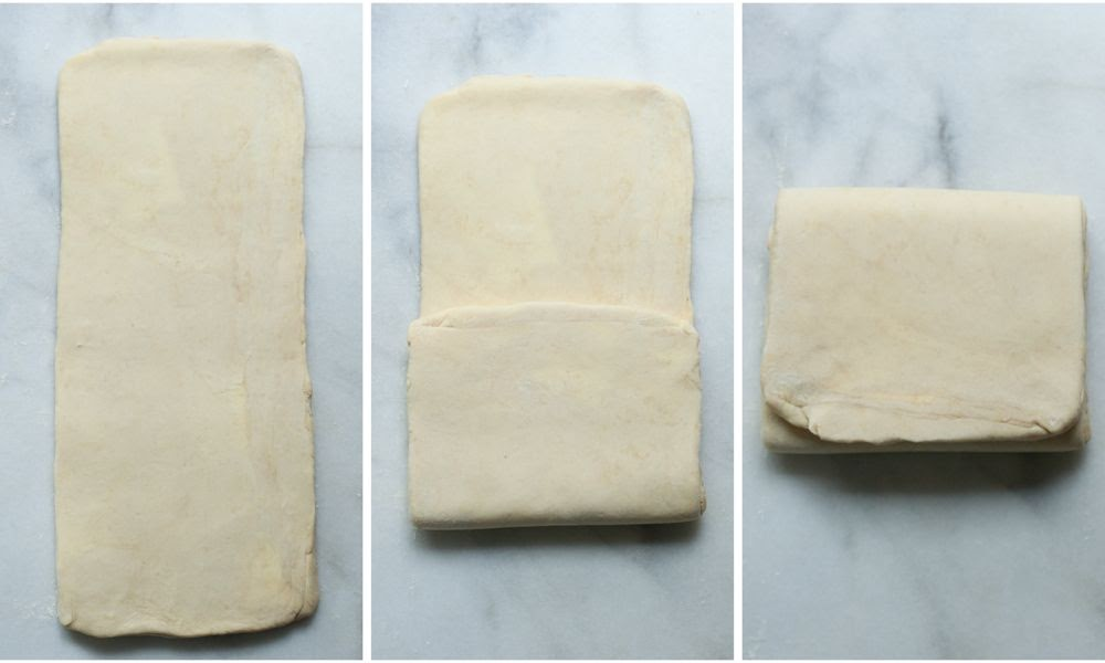 Foundations no.7 - Rough Puff Pastry