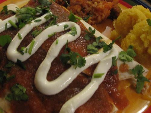Ben's Enchilada.. Rojo?