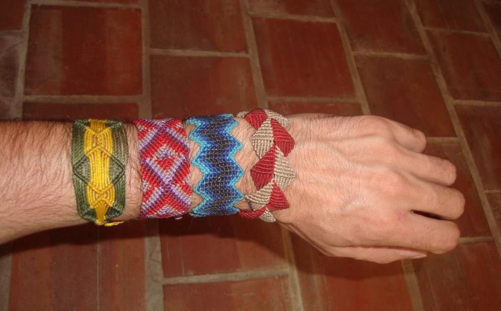 Manillas y tejidos para todos for Tejido persa