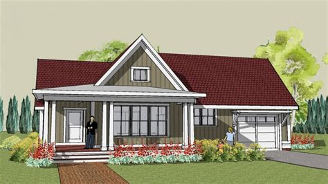 simple  story cottage plans simple cottage house plans
