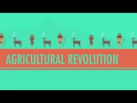 The Agricultural Revolution Crash Course World History 1 Billy
