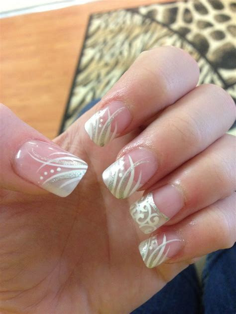 Glamorous Wedding Nail Designs for Gorgeous Look   Ohh My My