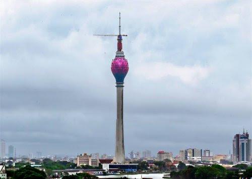 Image result for nelum kuluna tower