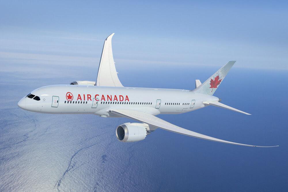 Air Canada amplia rotas com Israel
