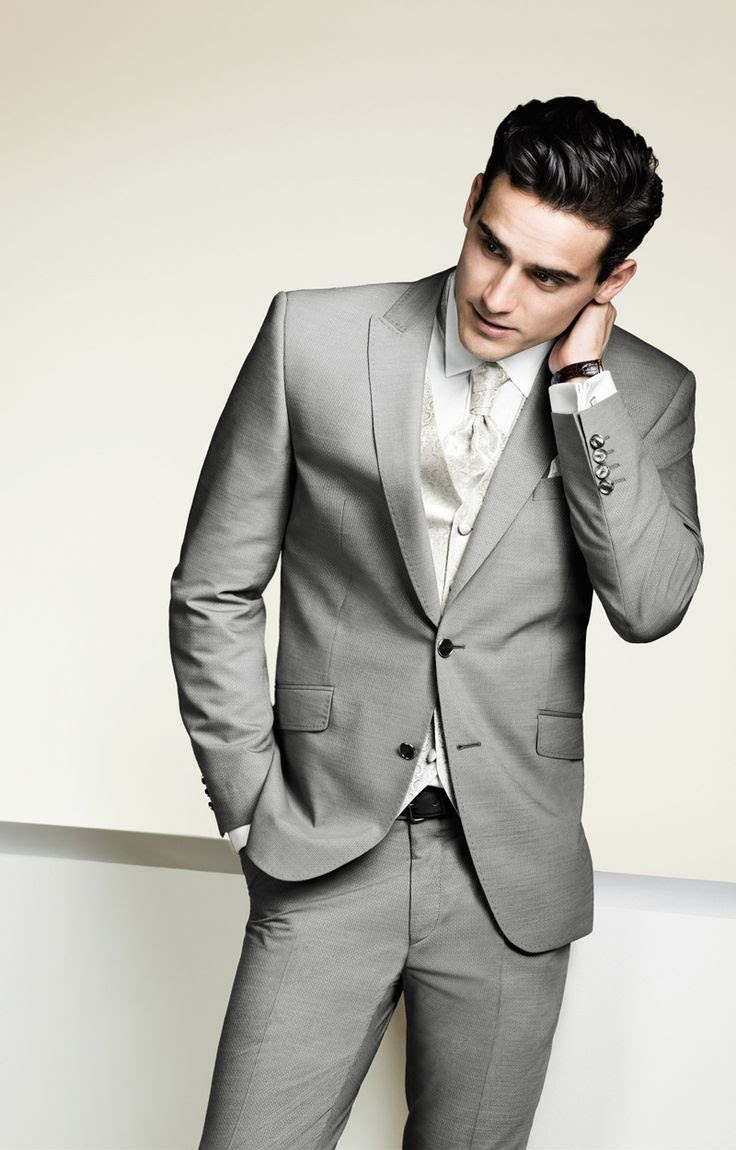Latest Men Wedding Suits & Dresses Collection 2015-2016 (19)