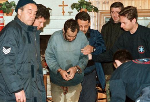 Στα χέρια της αστυνομίας ο περιβόητος ''επτάψυχος'' (Διονύσης Ντούρος) κακοποιός!