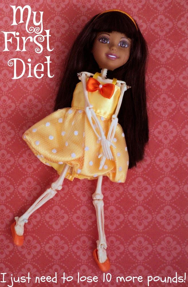 My First Diet - Ana