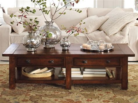 rustic coffee table decorations home decor ideas