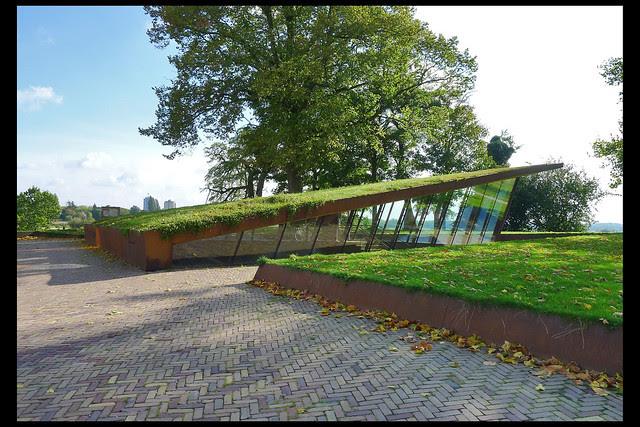 den bosch bezoekerscentrum bastionder 02 2009 v roosmalen m_v gessel m (bastion oranje)