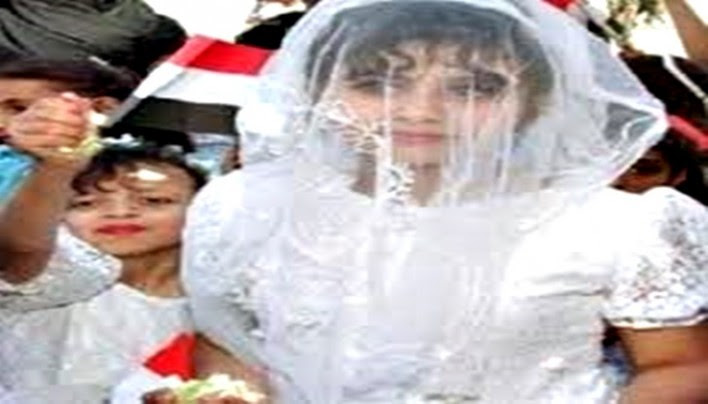 Resultado de imagem para Outra Menina de 8 anos morre em lua de mel com marido de 40