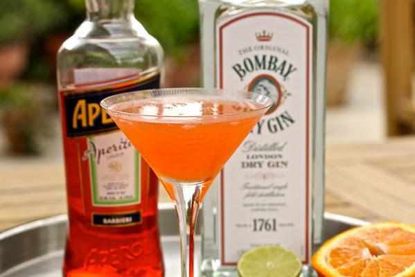 Bittersweet Martini