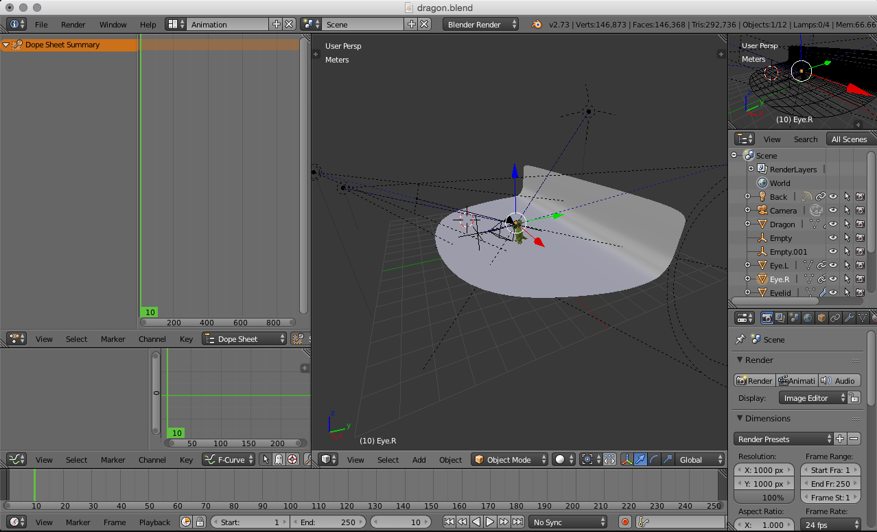 animation-view-layout