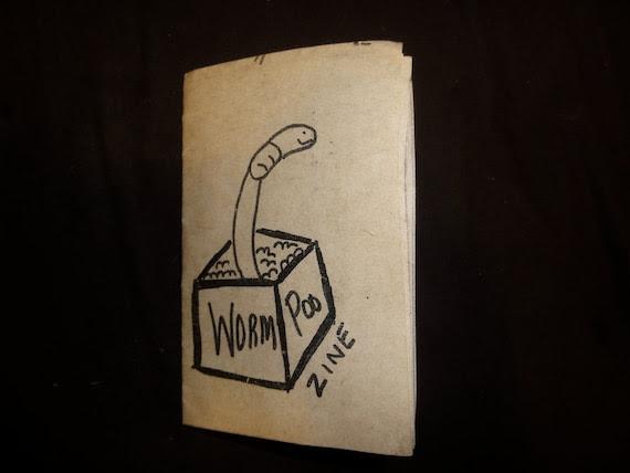 Worm Poo Zine