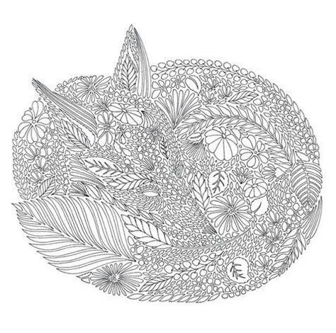 animal kingdom  millie marotta zen coloring pages