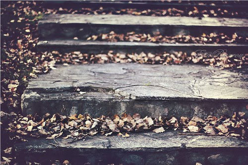 One step at a time by Eva Psarrou