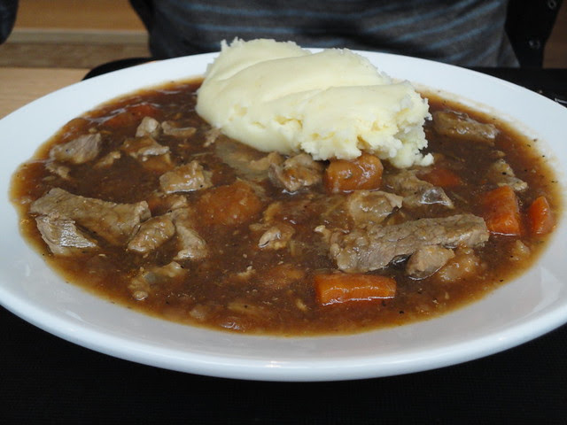 Beef&Guinness Stew, Guinness Storehouse