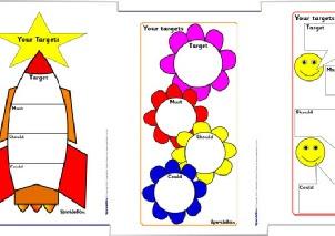 Individual Pupil Target Sheets, Reward Charts & Monitoring ...