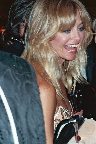 Goldie Hawn - hi res scan