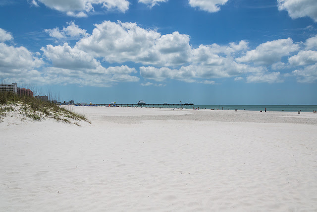 Beach in Cape Coral, FL