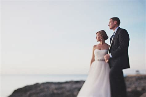 Relaxed Destination Beach Wedding at Tensing Pen in