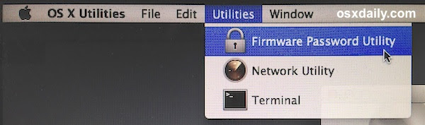 how to assign firmware to modules in resident mode