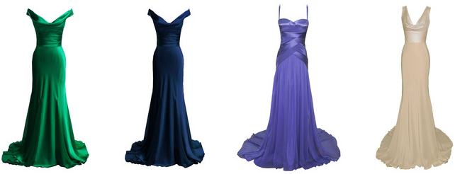 Evening dresses for rent london