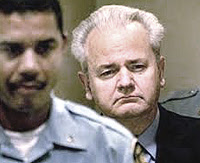 Milosevic all'Aja