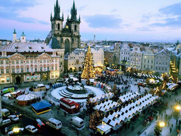 Ένα Ταξίδι στην Όμορφη Τσεχία