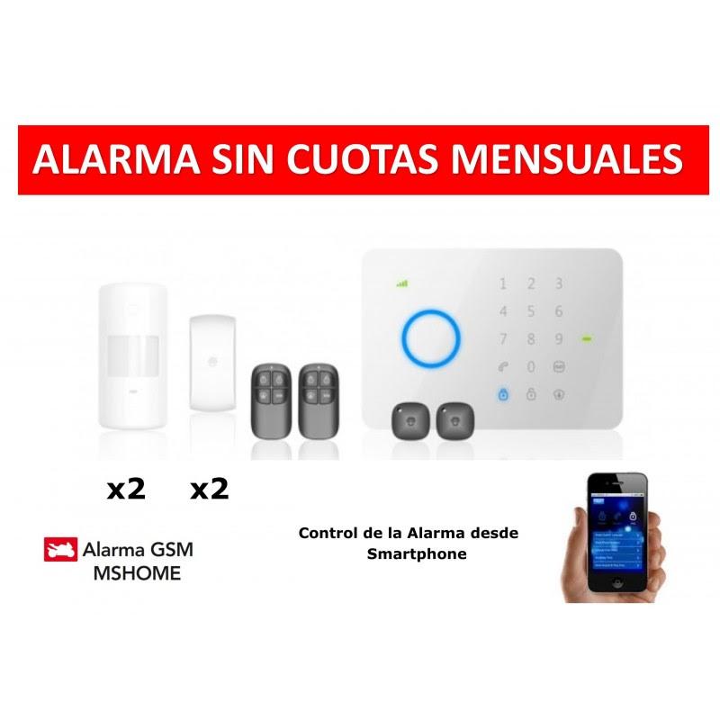 sistemas alarmas alarma de hogar sin cuotas