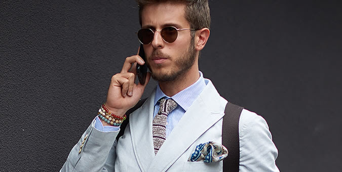 The Best Of Men's Street Style 2014
