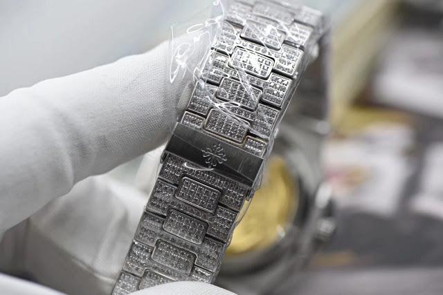 Replica Patek 5711 Diamond Bracelet
