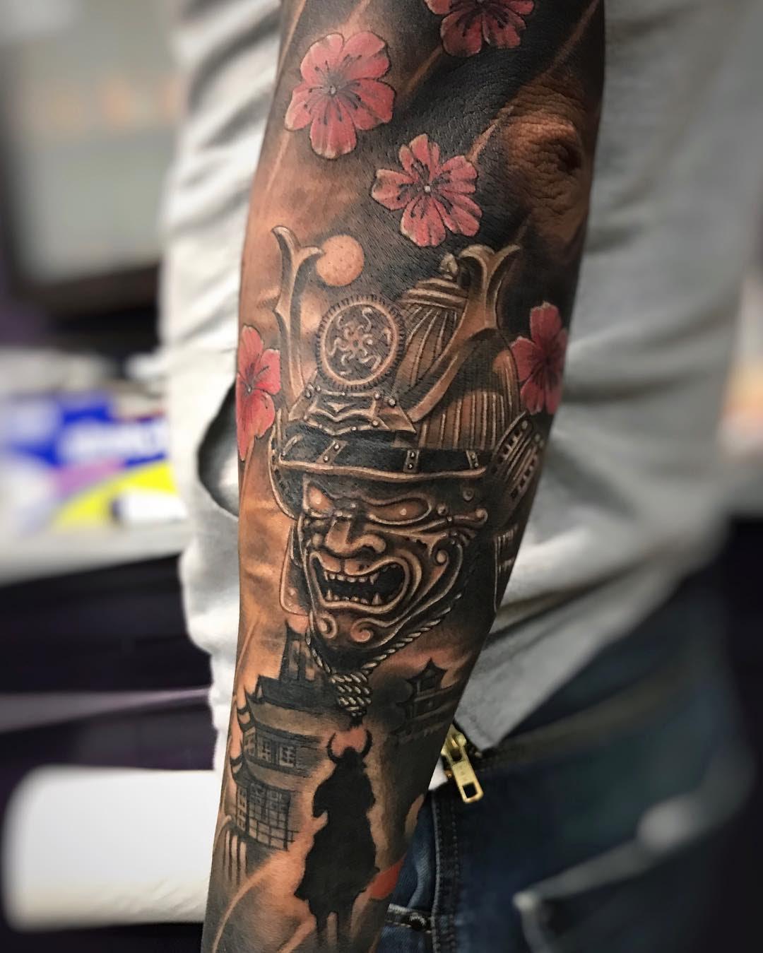90+ Cool Half Sleeve Tattoo Designs & Meanings - Top Ideas